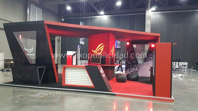 Stands para expo