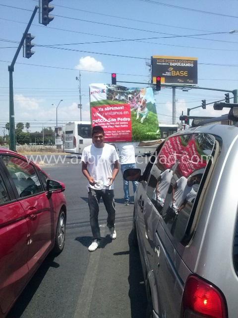 Street Marketing en Monterrey
